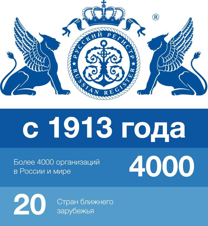 «Русский Регистр» в мире