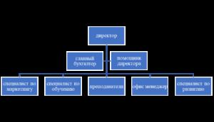 org-struktura
